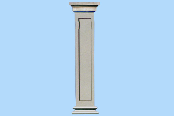 罗 马 柱|牡丹江欧式构件,欧式构件,牡丹江建业装饰工程处,GRC欧式构件厂,牡丹江景观雕塑,黑龙江欧式构件